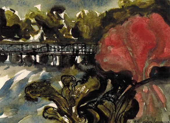 Le la sebbar journal d 39 une femme sa fen tre suite 11 for Marc chagall paris vu de ma fenetre