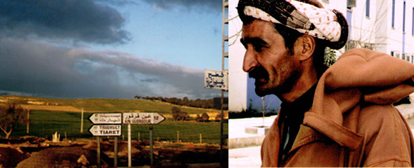 La rencontre fortuite de Nora avec les Meddah dans Nora Aceval vac11_9_11